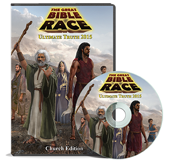 Great Bible Race African American Edition (DVD)
