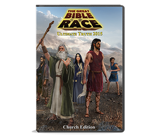 Great Bible Race Church Edition (DOWNLOAD ONLY)