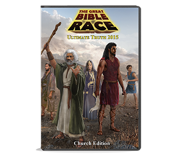 Great Bible Race African American Edition (DOWNLOAD ONLY)