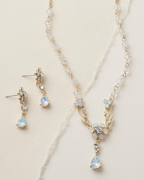 Sophia Floral Jewelry Set