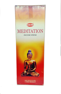 HEM Meditation Incense Sticks