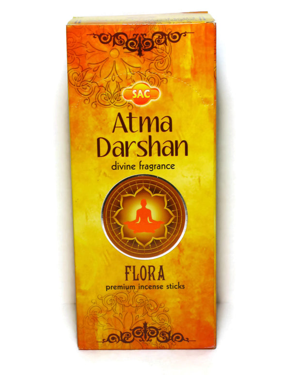 ATMA DARSHAN, One Of The Best Incense In The World 12 pack = 180 Sticks