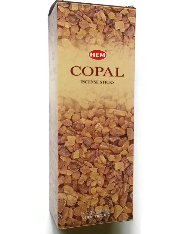 Incense Copal, 120 Sticks HEM.