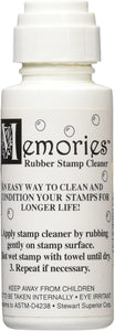 Memories Dauber Rubber Stamp Cleaner