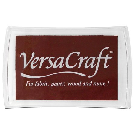 VersaCraft Ink Pad - Chocolate