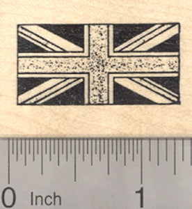 Flag of the United Kingdom Rubber Stamp, Union Jack