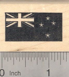 Flag of New Zealand Rubber Stamp, Maori culture, Polynesian