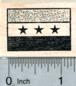 Flag of Syria Rubber Stamp, Syrian National Coalition