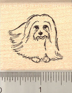 Maltese Rubber Stamp