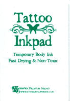 Memories Tattoo Ink Pad - Green