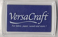 VersaCraft Ink Pad - Ultramarine Blue