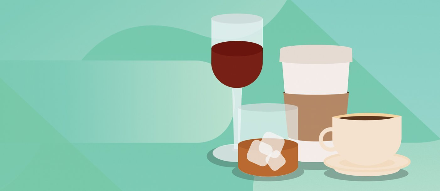 Holiday Survival Guide: Alcohol and Caffeine