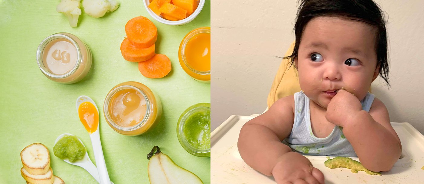 Homemade Baby Food is Our Favorite Health Hack