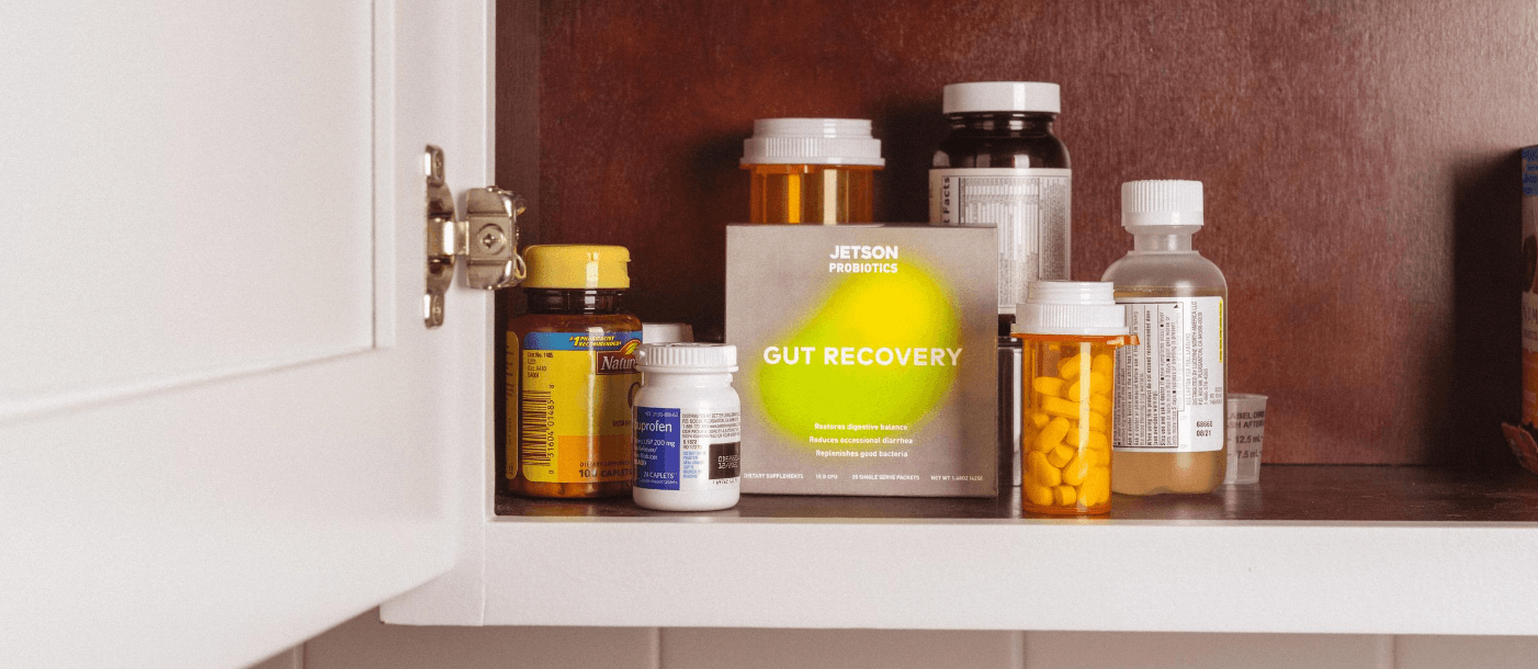 Meet Gut Recovery: The Best Probiotic for Antibiotics