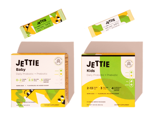 Jettie Probiotics & Prebiotic for Babies and Kids