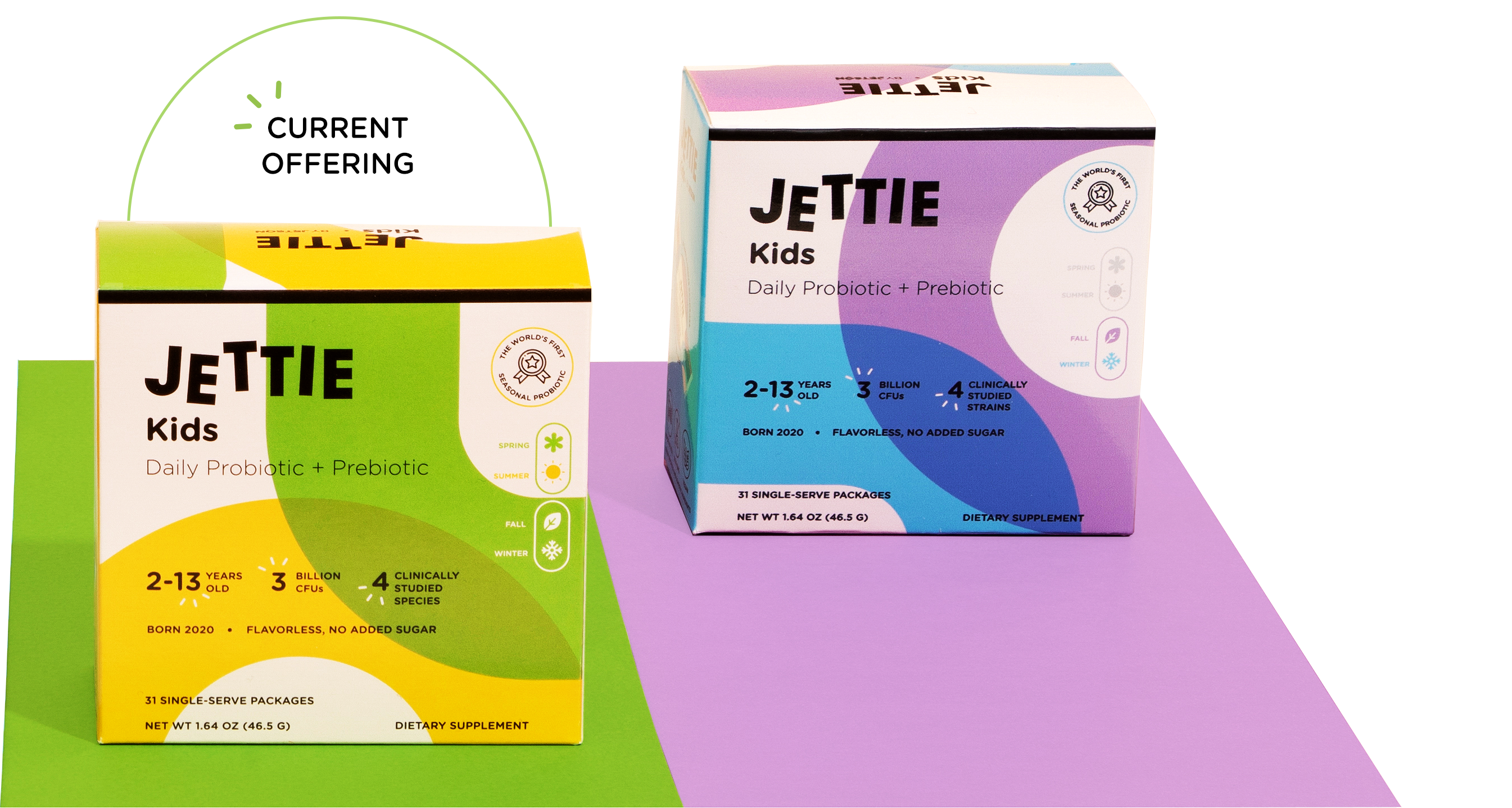 Jettie Kids Probiotics