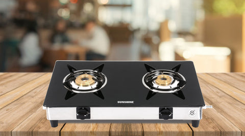 Double Burner Gas Stoves