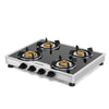 Sunshine Omega Four Burner Toughened Glass Gas Stove
