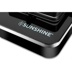 SUNSHINE INFINIA 3 BURNER GLASS TOP HOB COOKTOP