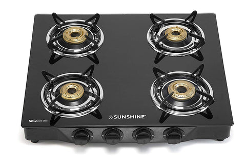 Sunshine Apollo Four Burner Gas Stove
