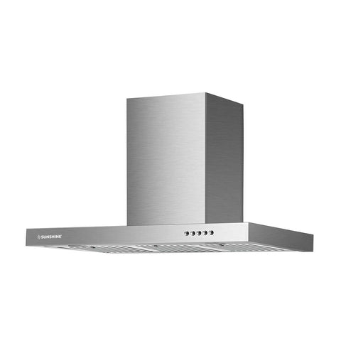 Sunshine Pacific-90 Wall Mounted Decorative Hoods Chimney