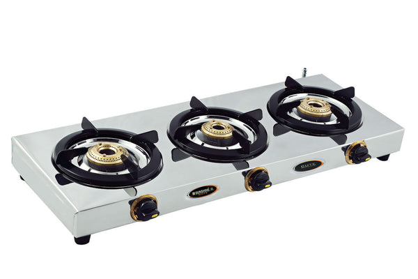 Sunshine 3 Burner Cute Gas Stove