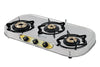 Sunshine VT-3 Three Burner Stainless Steel Gas Stove
