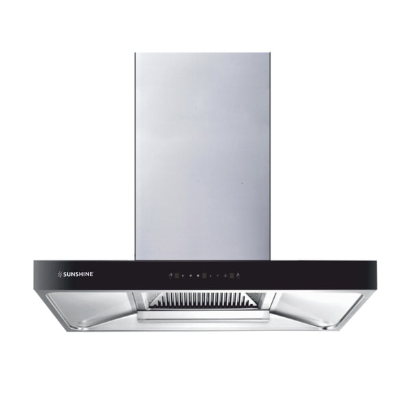Sunshine Toneka-90 Wall Mounted Auto Clean Chimney