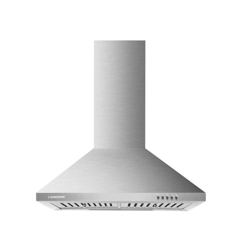 Sunshine VS2-60 Wall Mounted Decorative Hoods Chimney
