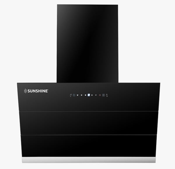 Sunshine Kosmo-90 Wall Mounted Designer Auto Clean Hoods Chimney