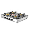 Sunshine Trendo Four Burner Toughened Glass Gas Stove