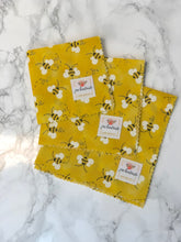 Beeswax Food Wraps. Beeswax and Jojoba Food Cover. Eco friendly food wrap. Reusable food wrap