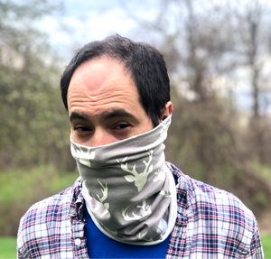 Neck Gaiter | Buff | Face Covering