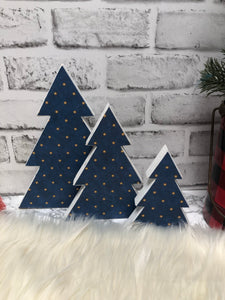 RTS | Repurposed Wood Christmas Trees