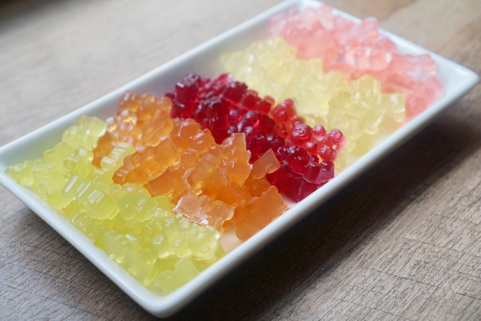 Natural, Low-Carb Gummy Bears – Ellison Made