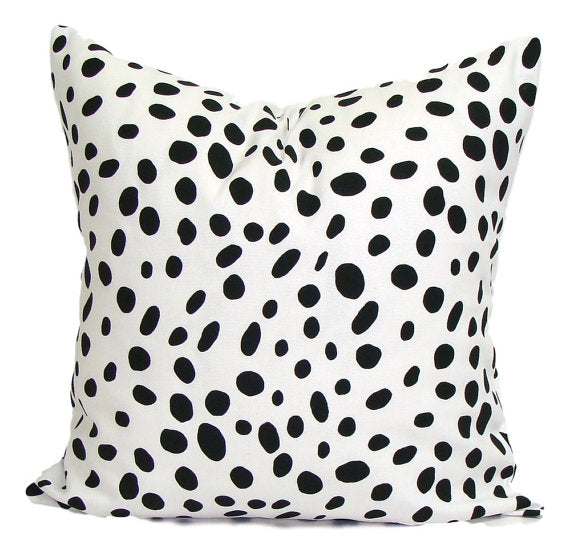 Dalmatian Pillow Cover