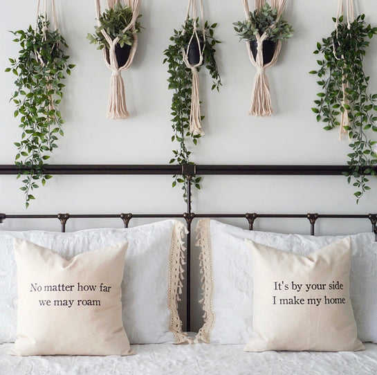 DMB Lyrics Pillow Cover Set