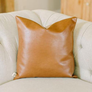 Cognac Pillow Cover