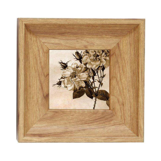 Faux Oak Photo Frame