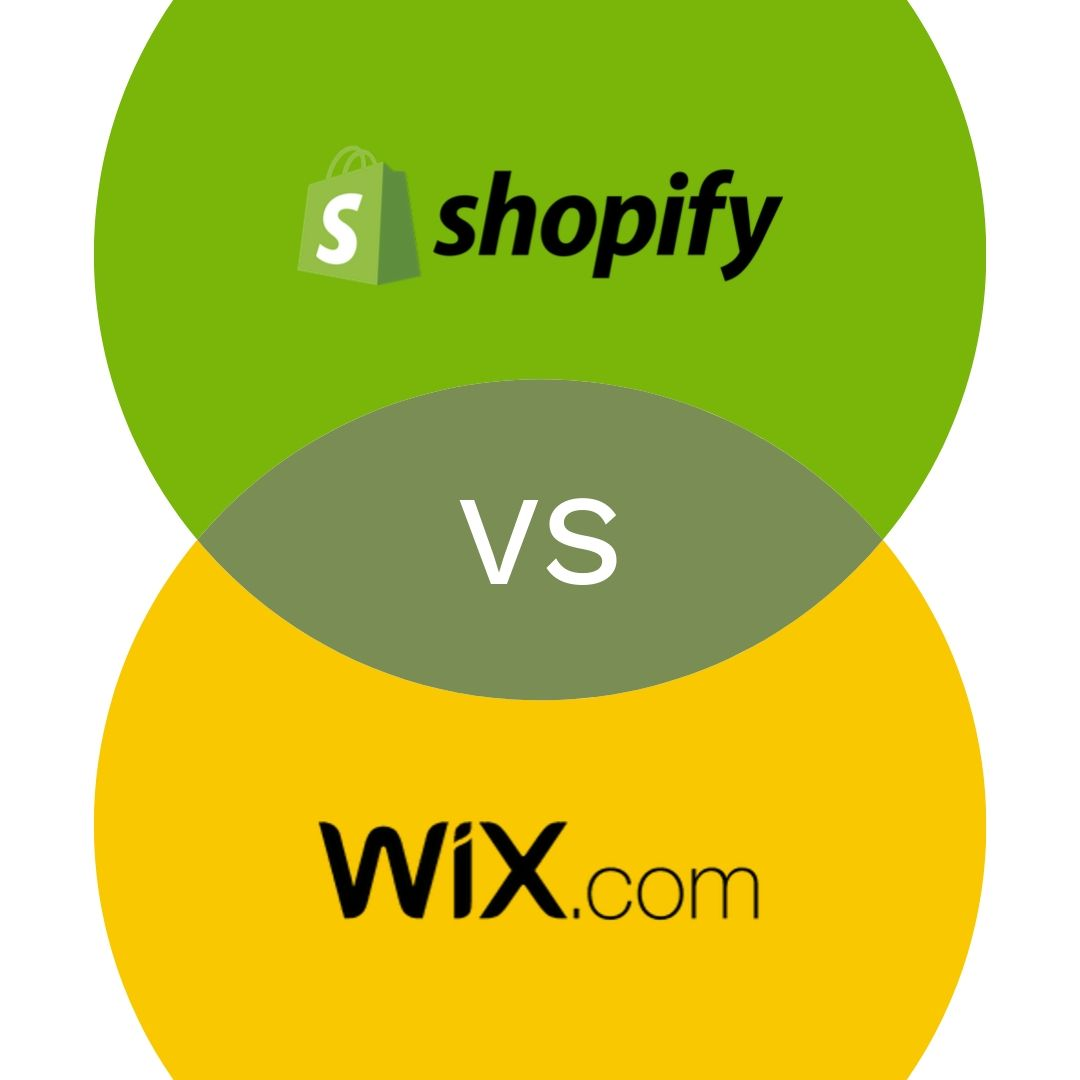 Shopify vs Wix Featured Image