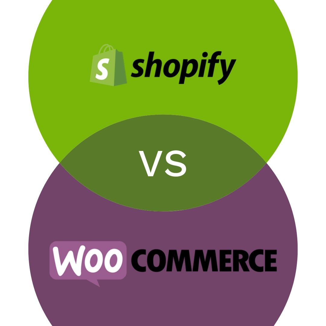 Shopify vs Woocommerce Featured Image