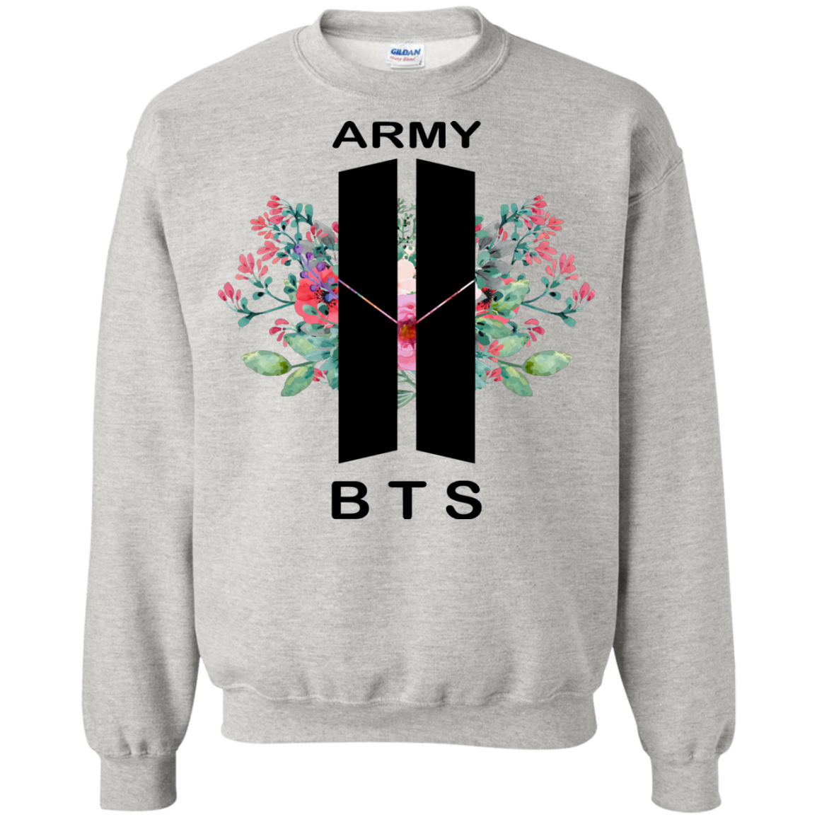 Army T shirts Army BTS Hoodies Sweatshirts TH