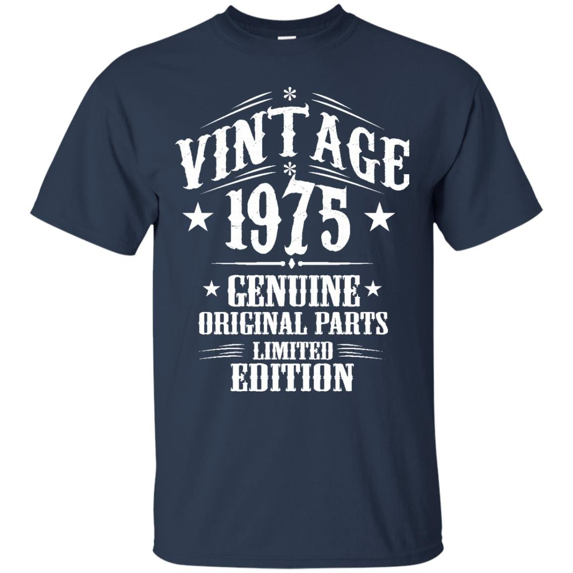 1975 Shirts Vintage Genuine Limited Edition T-shirts Hoodies Sweatshirts