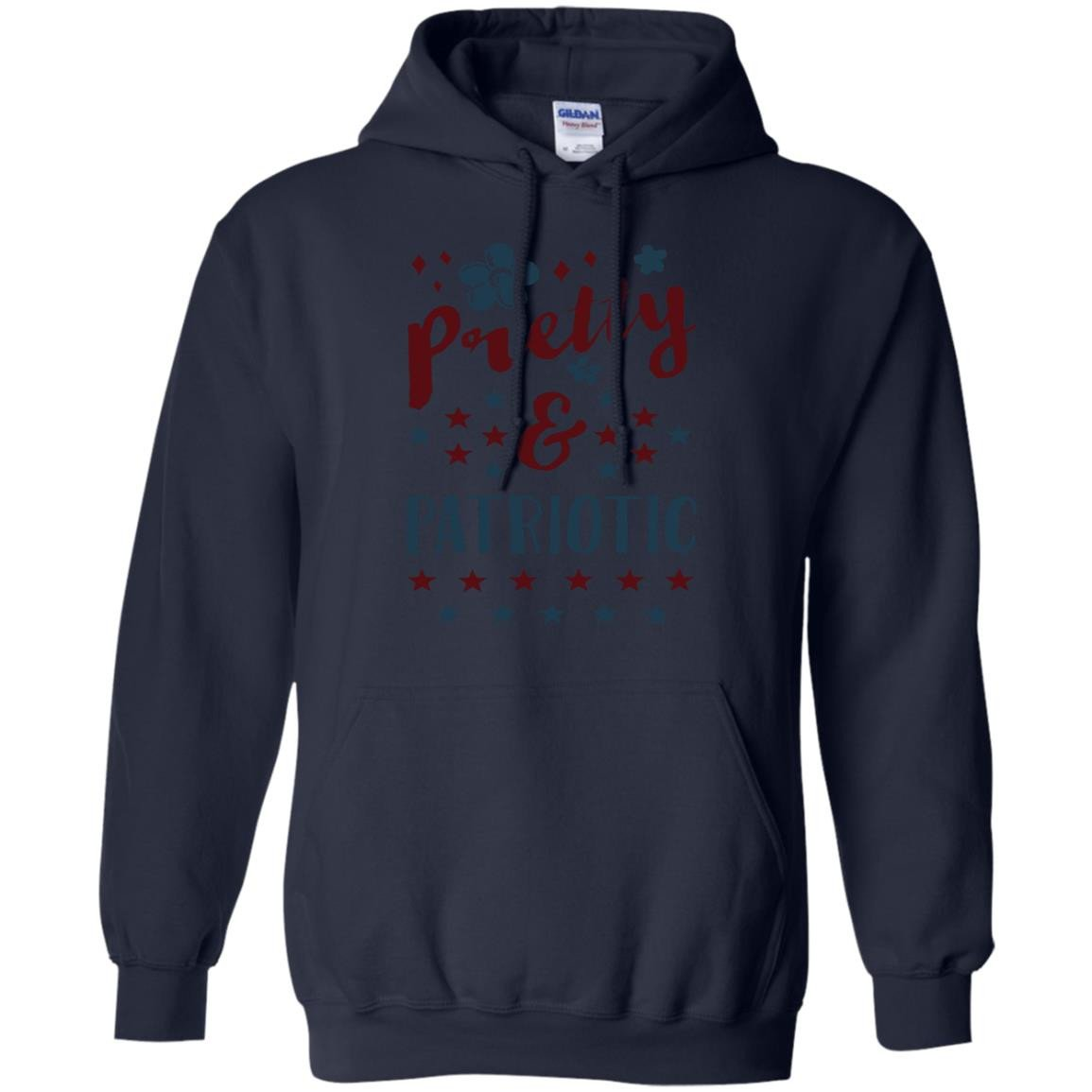 America Shirts PRETTY AND PATRIOTIC T-shirts Hoodies Sweatshirts