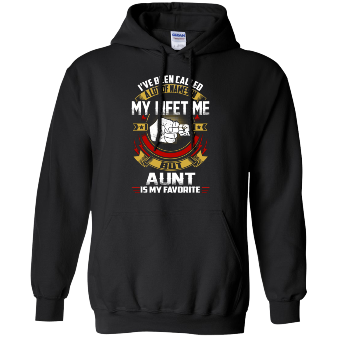 Aunt T shirts Names Aunt Is My Favourite Hoodies Sweatshirts TH