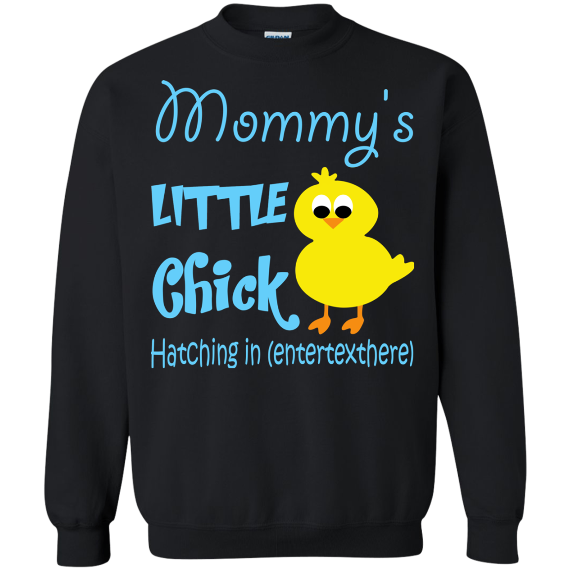 Chick T shirts Mommy's Little Chick Hoodies Sweatshirts