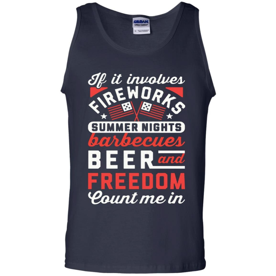 America Beer Barbecue Shirts IF IT INVOLVES FIREWORKS COUNT ME IN T-shirts Hoodies Sweatshirts