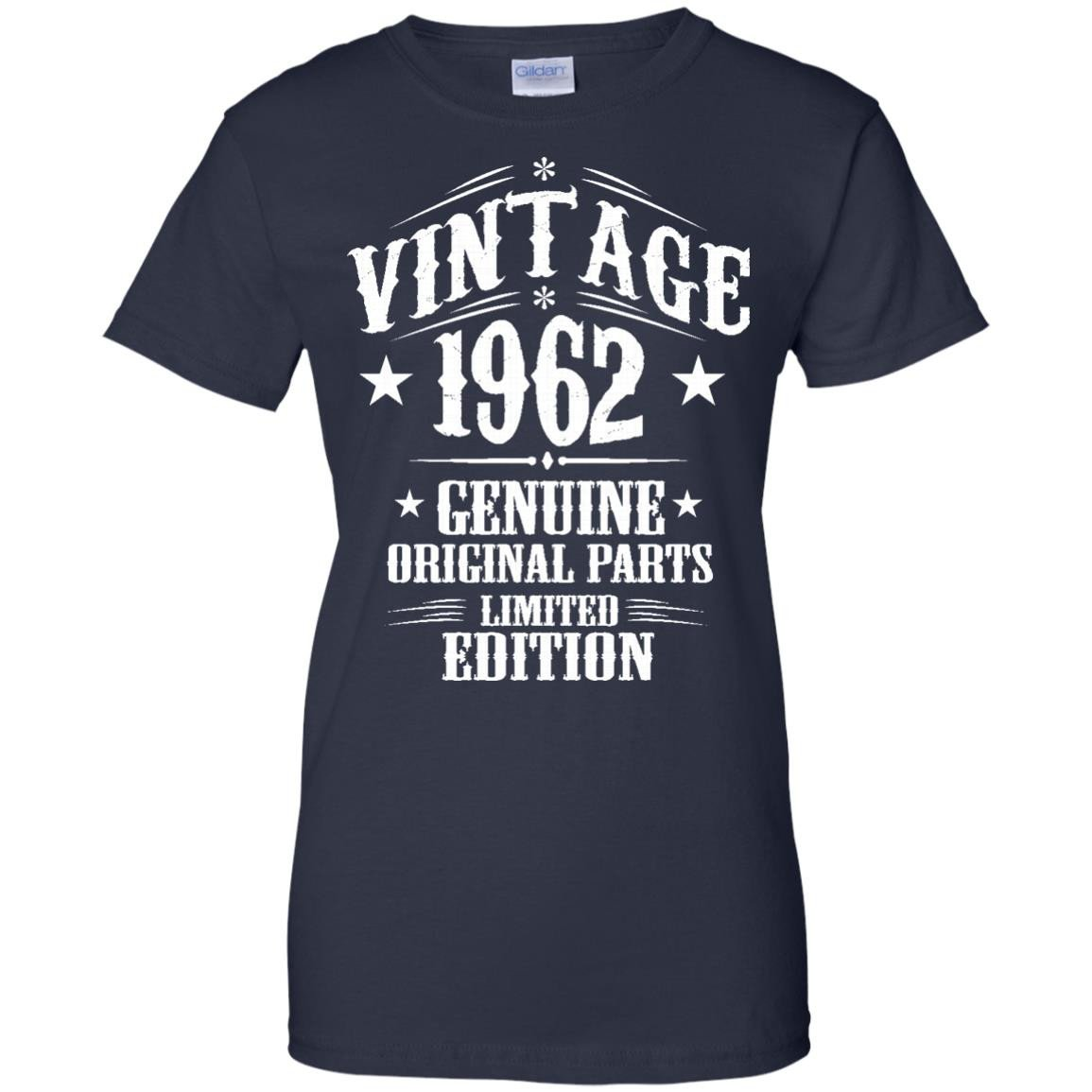 1962 Shirts Vintage 1968 Genuine Original Limited Edition T-shirts Hoodies Sweatshirts