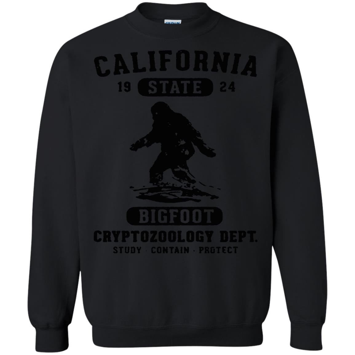 America Big Foot Shirts CALIFORNIA BIGFOOT CRYPTOZOOLOGY T-shirts Hoodies Sweatshirts
