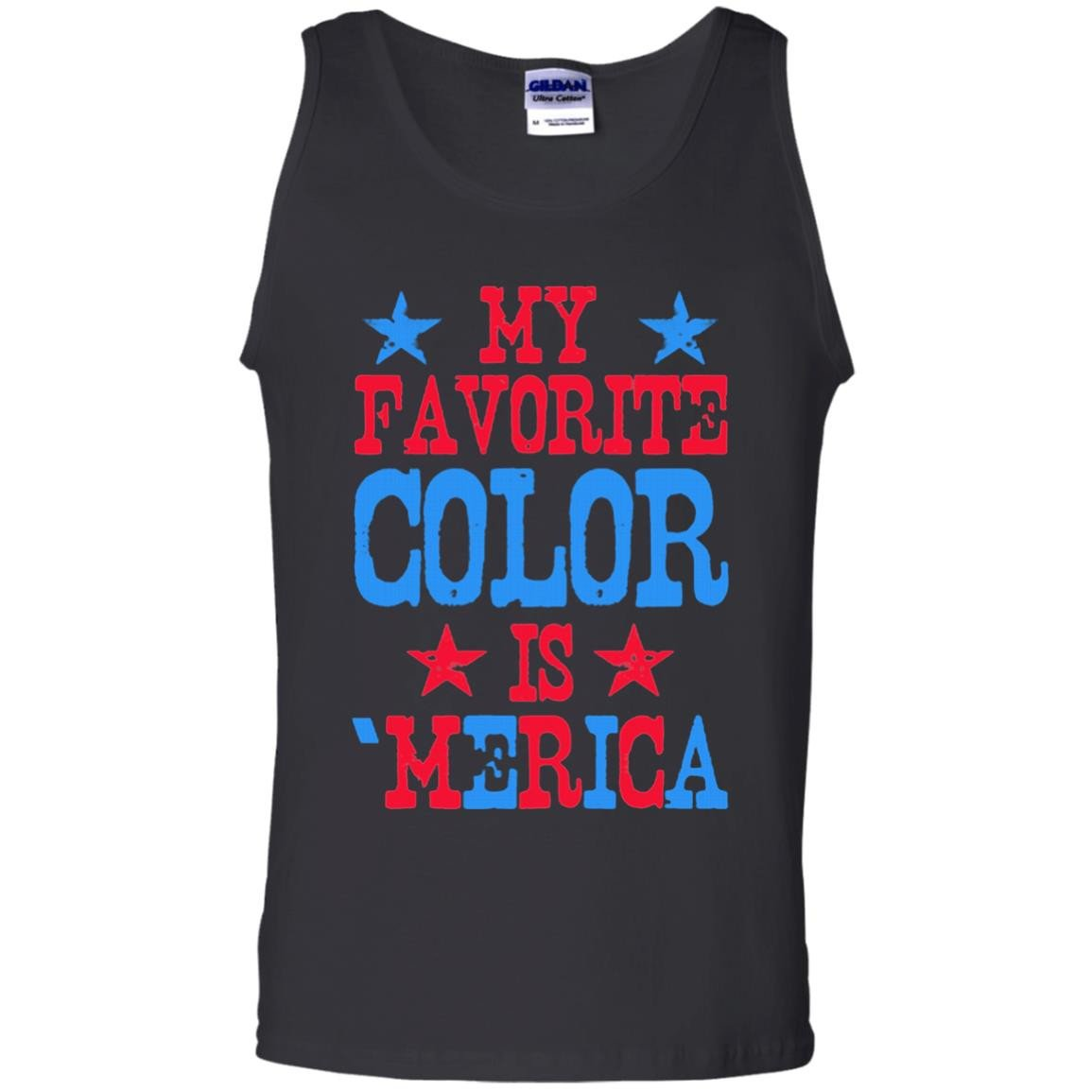 America Shirts MY FAVORITE COLOR IS 'MERICA! T-shirts Hoodies Sweatshirts